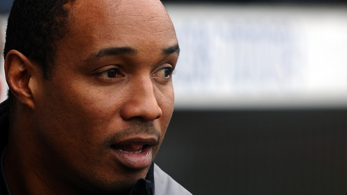Paul Ince will manage his son Tom - Blackpool's top scorer