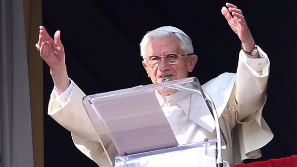 The Pope's ring of office will be destroyed according to Vatican tradition
