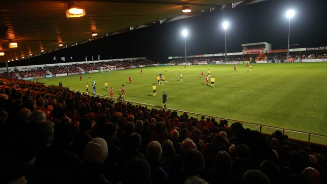 The Showgrounds has undergone major improvements over the past few years