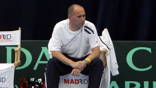 Irish Davis Cup captain Garry Cahil has said the team are excited to move to Castleknock for this match