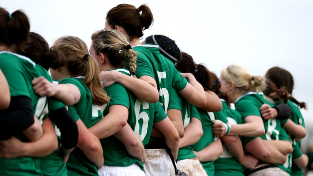 Fiona Coghlan: 'As a player, you want to play the best teams in the world and see where you stand against them'