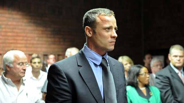 Lawyers said Oscar Pistorius has no immediate plans to compete