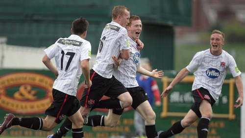 Dundalk have been issued a conditional Premier Division license