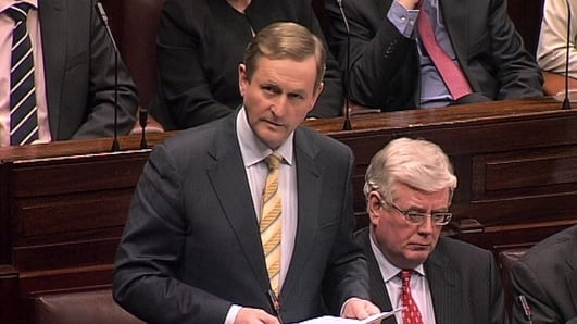 Taoiseach apologises to Magdalene survivors