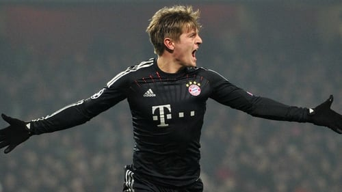 Toni Kroos admits he could make a move to the Premier League
