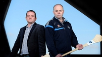 Dublin manager Anthony Daly and Clare manager Davy Fitzgerald look ahead to the 2013 Allianz League.