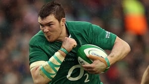 Peter O'Mahony 'couldn't watch' the last moments of Ireland's 2009 Grand Slam victory