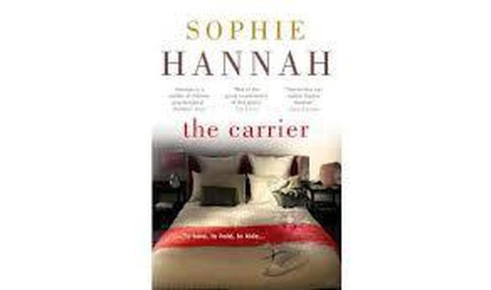 Author Sophie Hannah