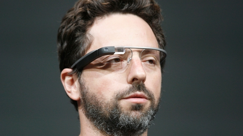 Google co-founder Sergey Brin introduced the Google Glass in June last year