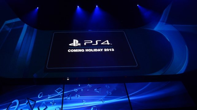 Sony fails to show new PlayStation 4 at New York event