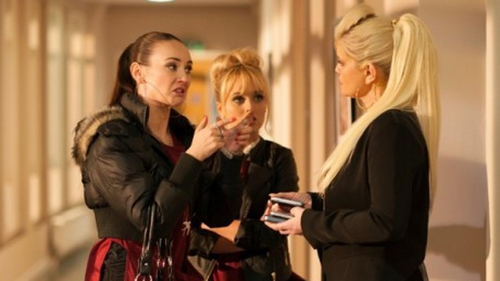 Trudy causes trouble for Jacqui