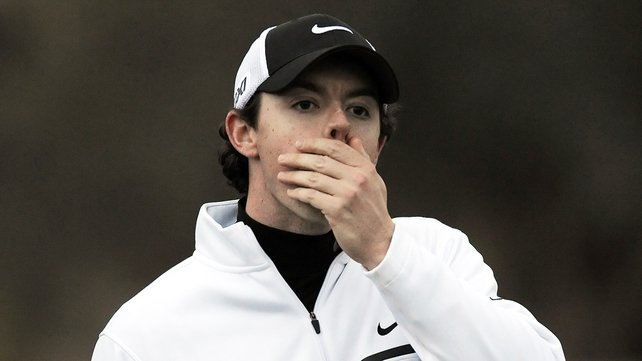 Rory McIlroy believes he will be able to take a lesson from his mistakes of last weekend