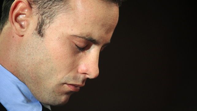 Oscar Pistorius wept in court as he waited to hear if he would get bail