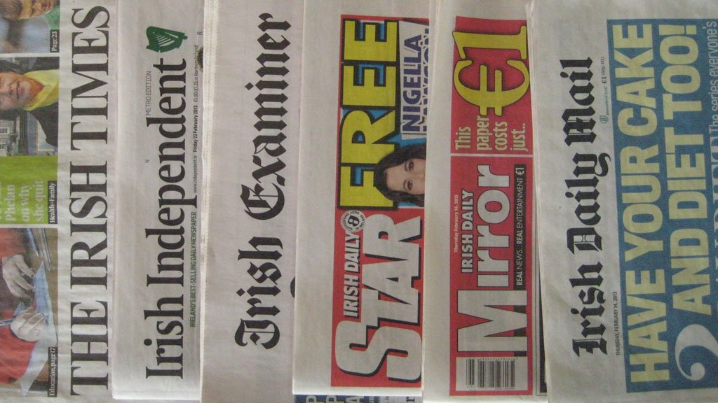Irish Newspapers