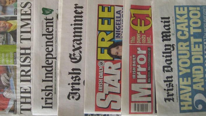 Newspaper Panel Part 1