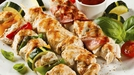 Lemony Turkey Kebabs - Sally Bee presents this nutritious and simple family meal, great for a BBQ!
