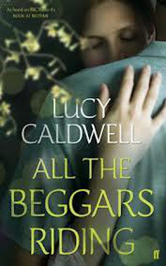 Author Lucy Caldwell
