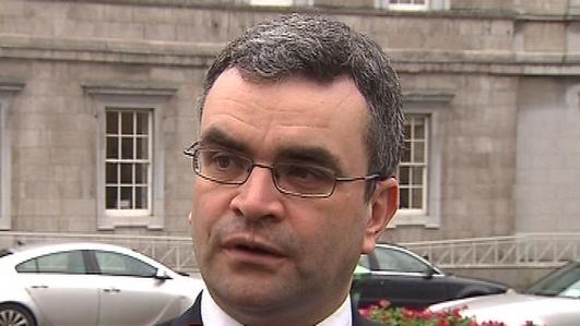 Dara Calleary TD - Fianna Fáil.