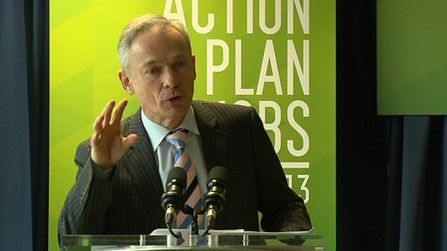 Richard Bruton said the move will make it easier to go into boardrooms and convince multinationals to create jobs in regional locations