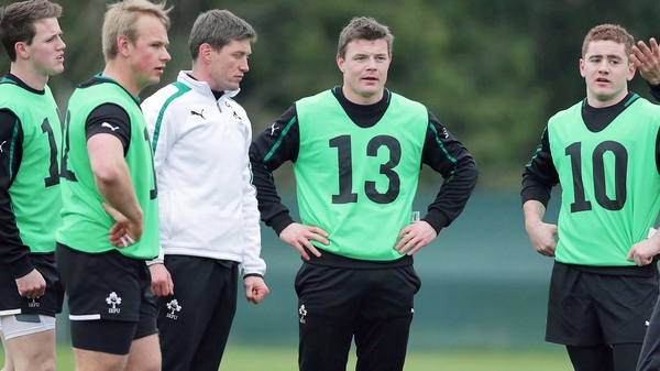 Brian O'Driscoll: 'I'd imagine they'll survive as well with no problems whatsoever'
