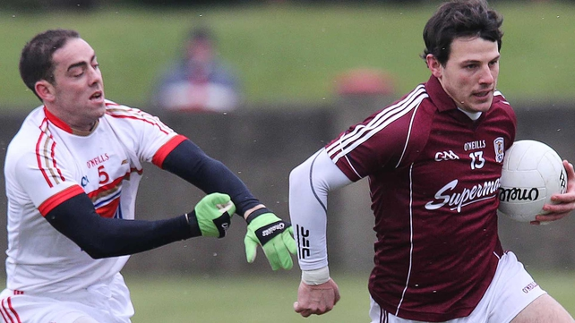 Louth proved too good for Galway in Drogheda