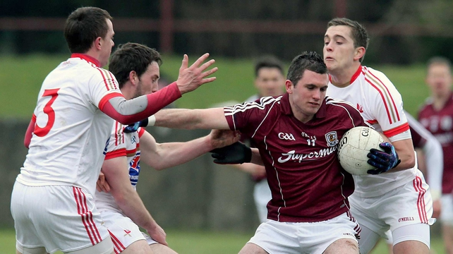 Louth prevailed thanks to a strong second-half performance