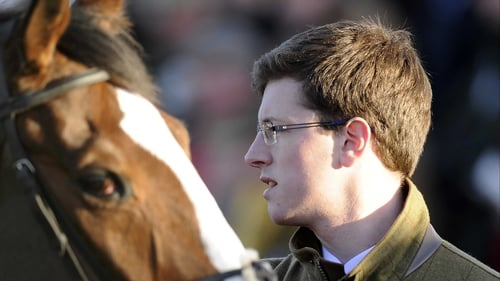 Trainer Harry Fry boasts a 20% strike-rate over hurdle at Kempton