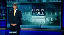 New opinion poll suggests Govt support is steady