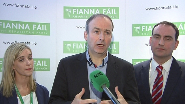 Fianna Fáil leader Micheál Martin has called for an independent inquiry