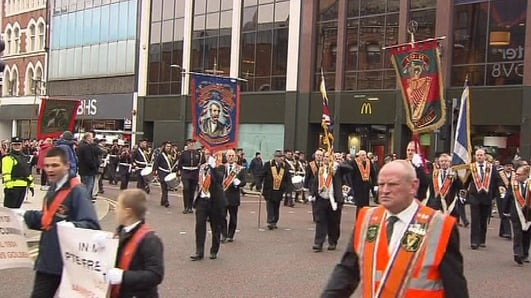 Call for Commission of Inquiry into Orange parades