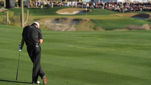 A bogey-five for Graeme McDowell at 17 was the final nail in his coffin