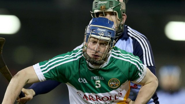 Offaly nearly snatched an unlikely point with a late rally