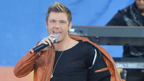 Nick Carter set to walk down the aisle