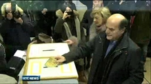 Voting begins in crucial Italian election