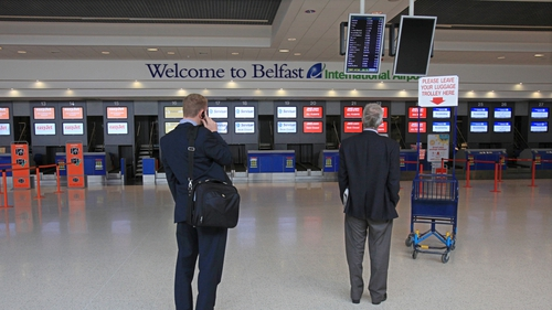 Abertis bought Belfast International Airport in 1996
