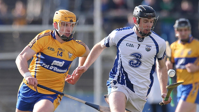 Waterford won with a last-minute point in Cusack Park