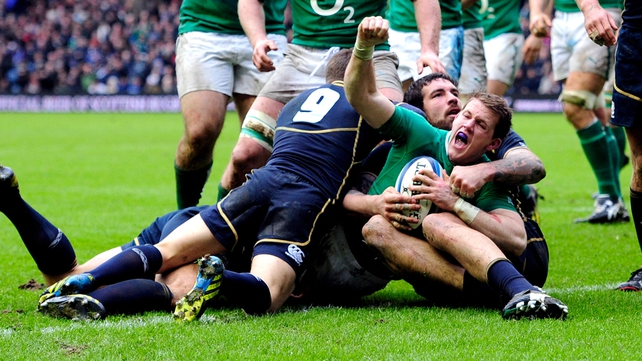 Ireland will open their 2014 RBS 6 Nations campaign against Scotland in Dublin