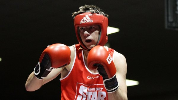 Declan Geraghty claimed a convincing victory over Francis Campbell