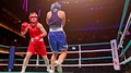 Taylor pleases audience with win over Klueners