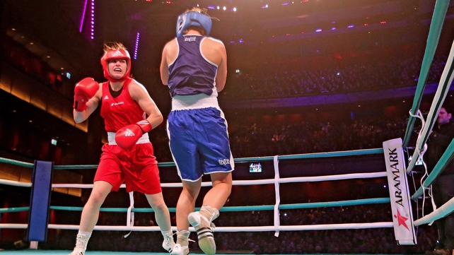 Katie Taylor will not grace The Odyssey Arena in Belfast
