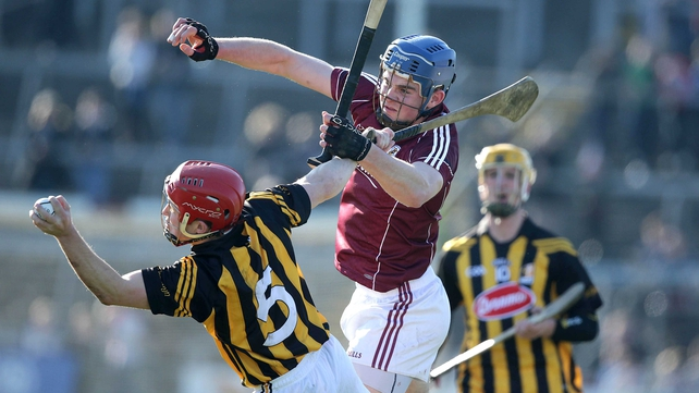 Kilkenny fell to a one-goal defeat at Pearse Stadium