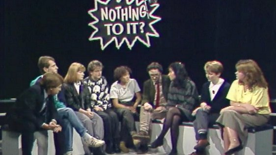 Nothing To It, 1987