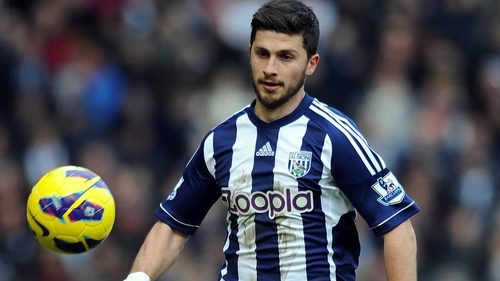 Shane Long: 'Am I committed to West Brom for next season? Yes, I'm happy here'