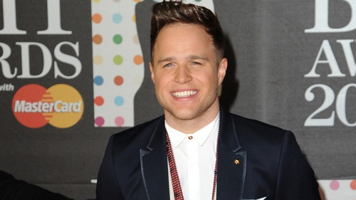 Olly Murs said that he can relate to 'underdog' Robbie Williams