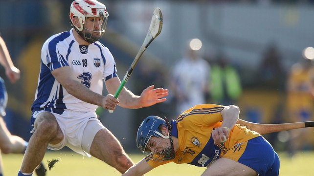 Michael Ryan: 'Everyone knows there's nothing between Waterford and Clare'
