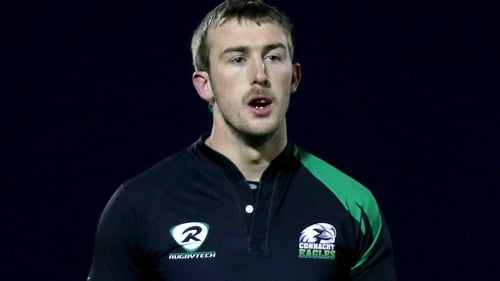 Twenty-five-year-old McCrea will move to Jersey RFC for the remainder of the season and next year