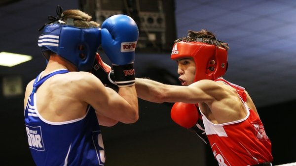Michael Conlan will fight at bantam weight in the Czech Republic