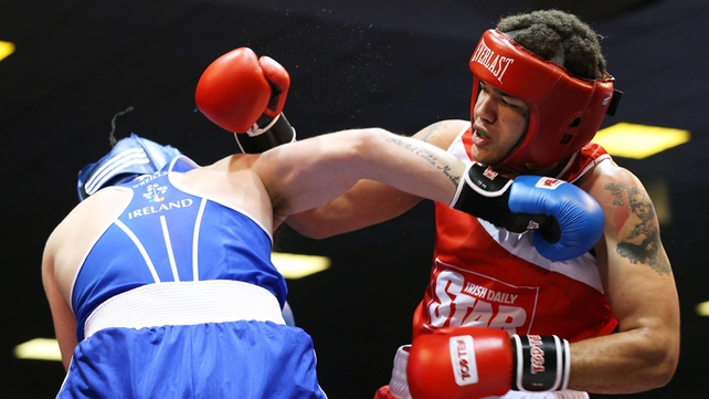 Belfast fighter Tommy McCarthy has advanced in Almaty