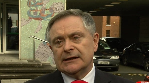 Brendan Howlin is to brief his Cabinet colleagues tomorrow
