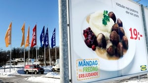 IKEA said it has withdrawn the meatballs from sale